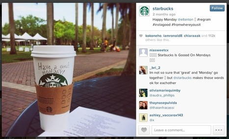 4 Tips To Instagram Your Business - Marketing Land   Meirc Training and Consulting   Scoop.it