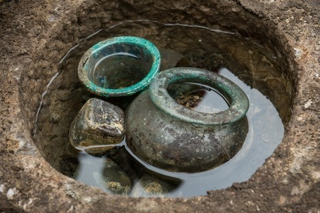STA: Archaeologists Find 2,000 Year-Old Tomb in Ljubljana | Slovenian Genealogy Research | Scoop.it