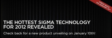New Sigma products to be announced on January 10th, 2012 | Everything Photographic | Scoop.it