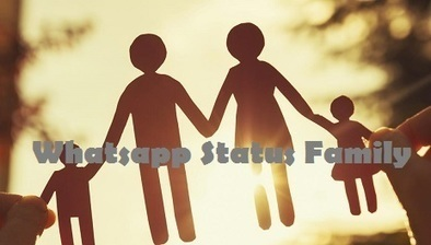 Whatsapp Status For Family Short Family Quotes