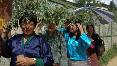 Le Bhoutan enterre le bonheur national brut | Think outside the Box | Scoop.it
