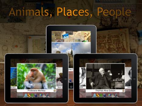 App Store - Geo Walk HD - 3D World Fact Book   iPad Apps for Middle School   Scoop.it