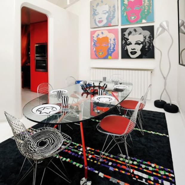 [inspiration] Le Style Pop Art pour un intérieur Design | La Revue de Technitoit | Scoop.it