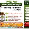 Lose weight naturally with Garcinium