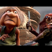 Check out the freaky alternate Earth of The Croods in these new clips | Animation News | Scoop.it