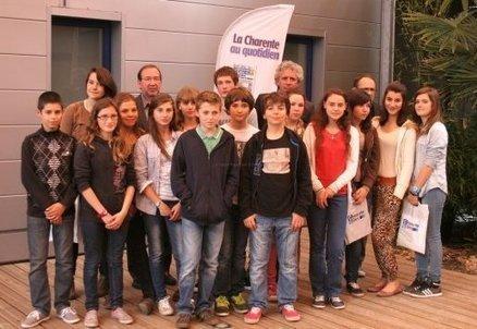 Des jeunes blogueurs alimentent le site de la Charente libre   Raconter l'info locale demain, et en vivre   Scoop.it
