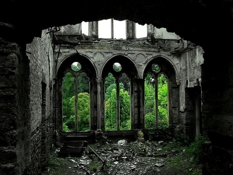 23 beautifully bizarre abandoned places | Great Photographs | Scoop.it