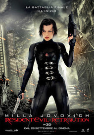 Resident Evil: Retribution - Recensione | FantaScientifico ! | Scoop.it