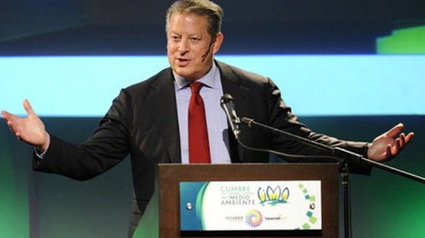 NASA fuel cell tech will power Al Gore's London headquarters - Raw Story | CleanTech Opportunities and Trends | Scoop.it