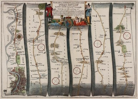 A History of DataViz | Navigate | Scoop.it