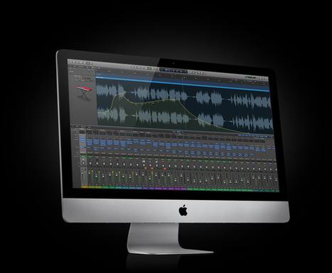 Logic Pro X - Music production. Cranked up to X. | G-Tips: Logic Pro | Scoop.it