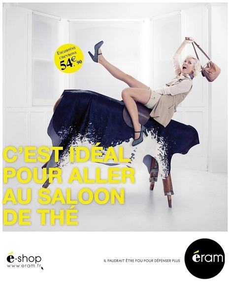"Eram veut capter la ""citizenista""   Brand Marketing & Branding [fr] Histoires de marques   Scoop.it"