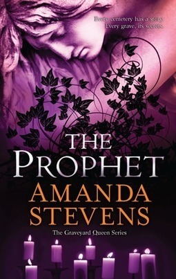 Read The Prophet (Graveyard Queen, #3) by Amand
