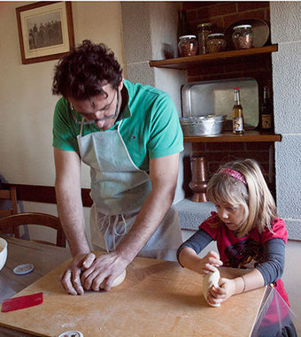 Natural Organic Bread Making in the Sibillini Mountains | Le Marche another Italy | Scoop.it
