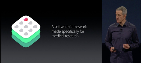 Apple's ResearchKit Is a New Way to Do Medical Research | WIRED | Analytics & Social media impact on Healthcare | Scoop.it