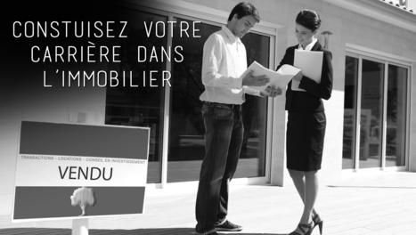 Vent d'optimisme sur le marché de l'immobilier : de nouvelles opportunités d'emploi se créent | Opensourcing.fr | Scoop.it