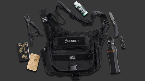 This Go-Bag Will Keep You Ready For The Coming Apocalypse | All Geeks | Scoop.it