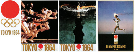 Tokyo Olympics: Design at the 1964 Games | The World For A Country | Scoop.it