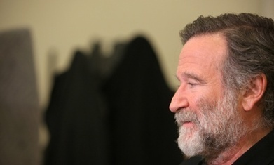 Russell Brand: Robin Williams' Divine Madness Will No Longer Disrupt the Sadness of the World   History and evolution of compassion   Scoop.it