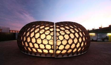 evolute. blog » KREOD wins Surface Design Award !   Architecture, design & algorithms   Scoop.it