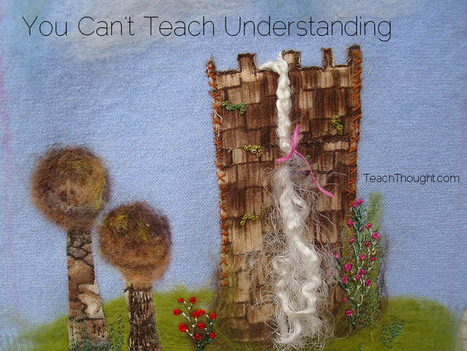 You Can't Teach Understanding | African education | Scoop.it