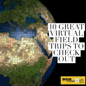 10 great virtual field trips to check out in 2017 | Edtech PK-12 | Scoop.it