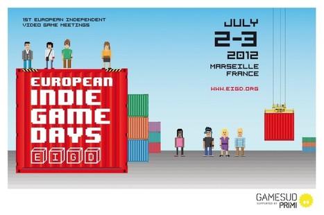Première édition des European Indie Game Days à Marseille | Ressources autour des jeux vidéo & des bibliothèques... | Scoop.it