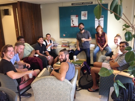 First Fem un Cafè | The UMass Amherst Spanish & Portuguese Program Newsletter | Scoop.it