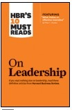 "Mélanie Ciussi recommands...HBR's 10 Must Reads on Leadership (with featured article ""What Makes an Effective Executive,"" by Peter F. Drucker) - Harvard Business Review 