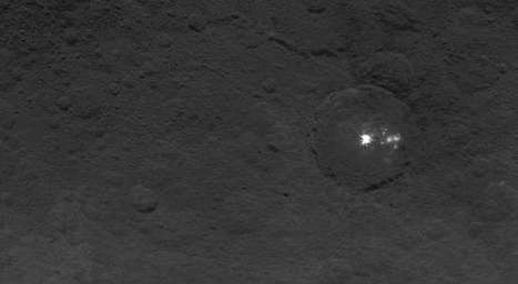 Dwarf planet Ceres offers big surprises for scientists | Science, Space, and news from 'out there' | Scoop.it