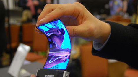 Samsung comenzará a fabricar móviles con pantalla flexible a principios de 2013 | One more thing | Scoop.it