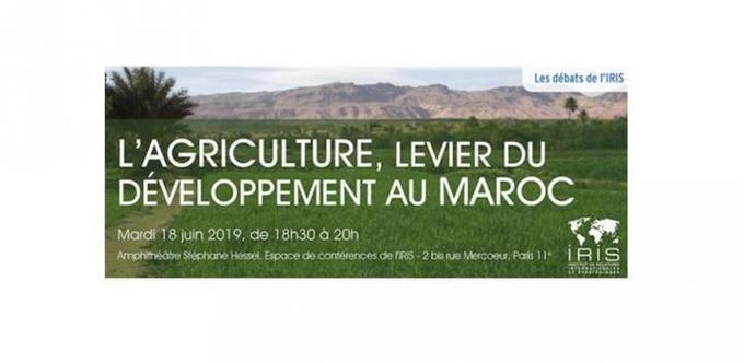 L'agriculture, levier du développement au Maroc | Académie d'Agriculture de France