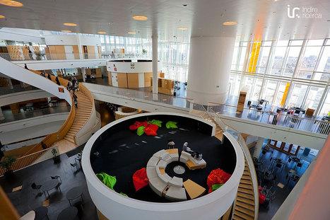 ¿Que tienen las escuelas más innovadoras del siglo XXI? 8 casos que deberías conocer | retail and design | Scoop.it