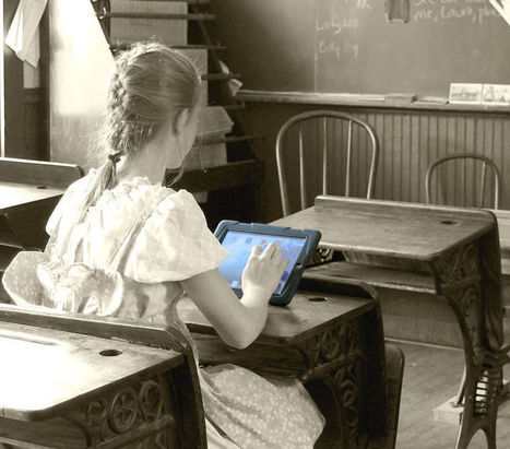 Education's technology shift. Electronic tablets are changing how today's students learn | new approaches to teaching | Scoop.it