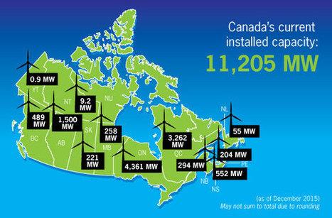 Alberta Energy Production And A Renewable Future | Green Energy Technologies & Development | Scoop.it