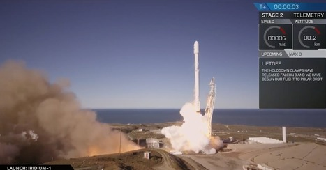 SpaceX successfully launches its first rocket since last year's launchpad explosion | Nerd Vittles Daily Dump | Scoop.it