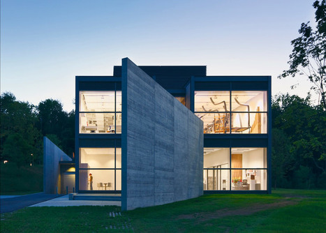 Tadao Ando & Annabelle Selldorf transform Clark Art Institute in Massachusetts | sustainable architecture | Scoop.it