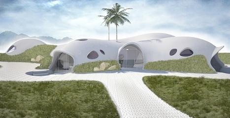 la maison des hobbits l 39 habitat du futur l. Black Bedroom Furniture Sets. Home Design Ideas