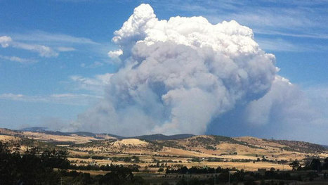 Bushfires gut Tasmanian town | Sustain Our Earth | Scoop.it