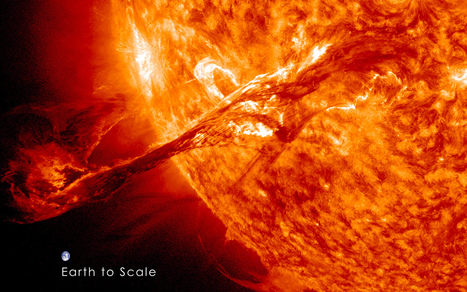 The #solar #storm of 2012 that almost sent us back to a #post-apocalyptic Stone Age | ExtremeTech | Personas 2.0: #SocialMedia #Strategist | Scoop.it