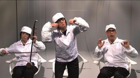 Saturday Night Live - Tech Talk: iPhone 5 - Video - NBC.com | AllAboutSocialMedia | Scoop.it