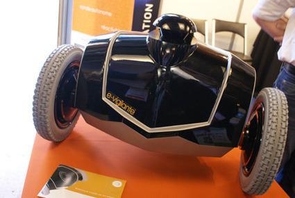 Le robot de surveillance e-vigilante pour entrepots et sites ... | iRobolution | Scoop.it