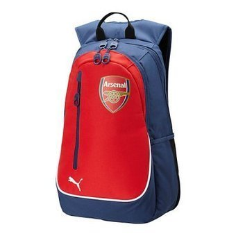 Puma Arsenal Sheild Backpack  PMAR1001  -  44.99   Azteca Soccer 2f57a5469c8dc