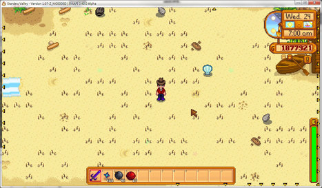 SMAPI] More Artifact Spots Mod for Stardew Val
