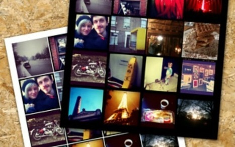 Turn Instagram Photos Into a Poster | Social Media Updates | Scoop.it