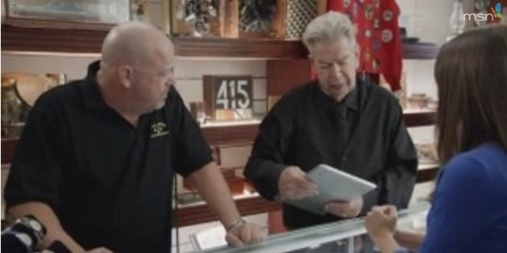 Microsoft Taps 'Pawn Stars' to Scroogle Over Google Chromebooks | Promote4you | Scoop.it