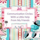 Communication Circles - PrAACtical AAC | Supports for language ... | AT, UDL, AAC | Scoop.it