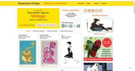50 Amazing Design Blogs Every Creative Needs to Bookmark | web 2.0 , outils internet, reseaux sociaux, community manager et tous sujets | Scoop.it