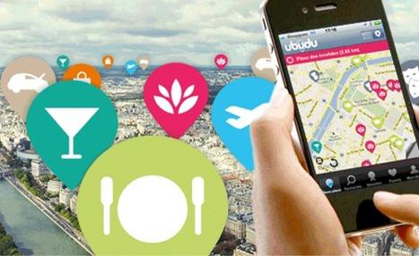 Ubudu Pro : des offres géociblées sur votre mobile   E-commerce, M-commerce : digital revolution   Scoop.it
