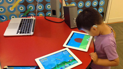 Game Developers Experiment With More Open-Ended Apps | Playful Learning | Scoop.it